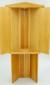 Portable Ark by David Klass of Synagogue Art: disassembles for travel, Chevra Kadisha of Great Neck, NY