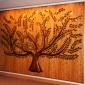 Tree of Life by David Klass of Synagogue Art: Temple Beth Emeth, Ann Arbor, MI