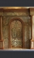Aron Kodesh Design - YI of Northbrook, IL Aron Wood, stone, brass & copper