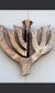 Exterior Menorah by David Klass of Synagogue Art: Young Israel Shomrei, Silverspring, MD